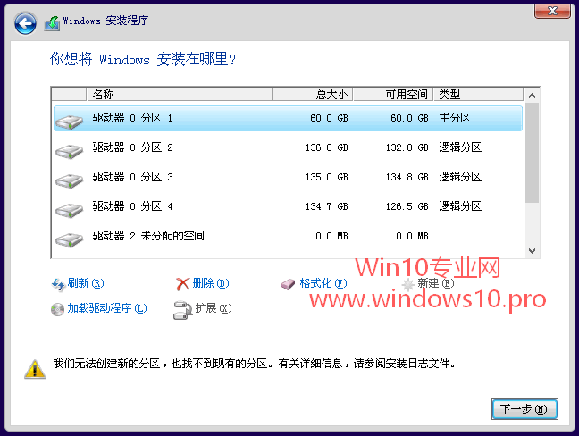 Windows 10、UEFI 和 ESP 分区